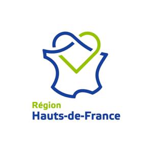 Logo de la Région haut de France - partenaire de l'association Takoda