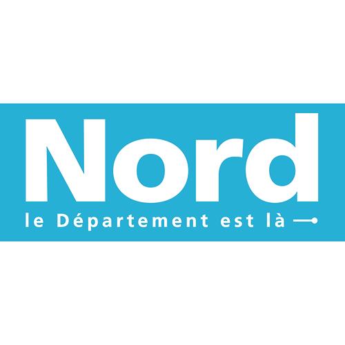 Logo partenaire du Département du Nord