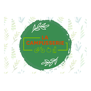 Logo La Campusserie - partenaire de l'association Takoda