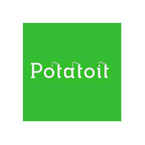 Logo Potatoit - partenaire de l'association Takoda