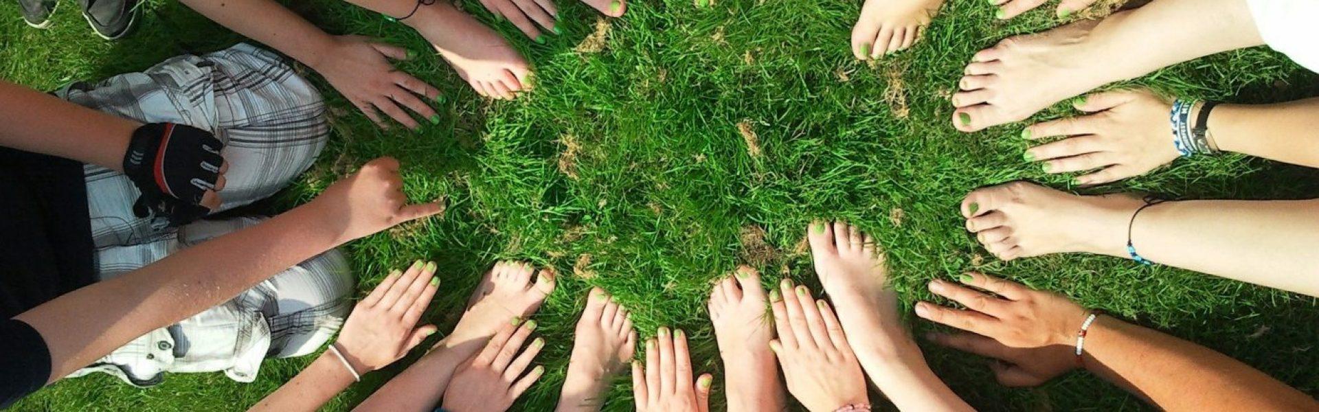 Photo de cohésion pour illustrer le site de l'association Takoda